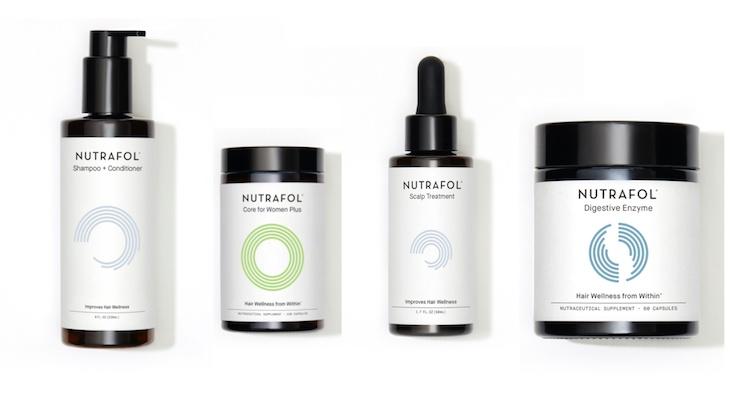 Nutrafol Debuts New Branding