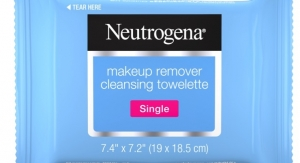 Neutrogena Adds Makeup Remover Cleansing Singles
