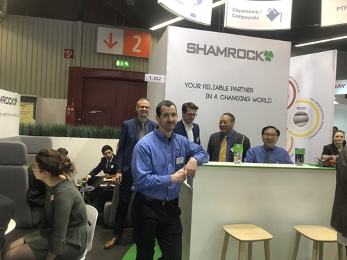 Shamrock Technologies Expands Dispersion Product Line for Solvent, Water and UV Based Coatings