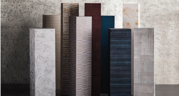 Benjamin Moore, The Alpha Workshops Create Wallpaper Capsule Collection