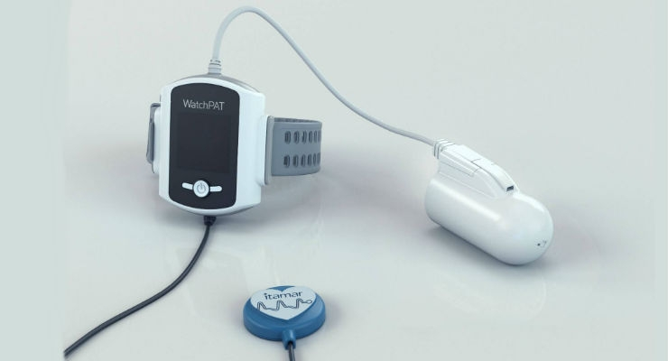 Itamar Medical Advances Home Sleep Apnea Testing