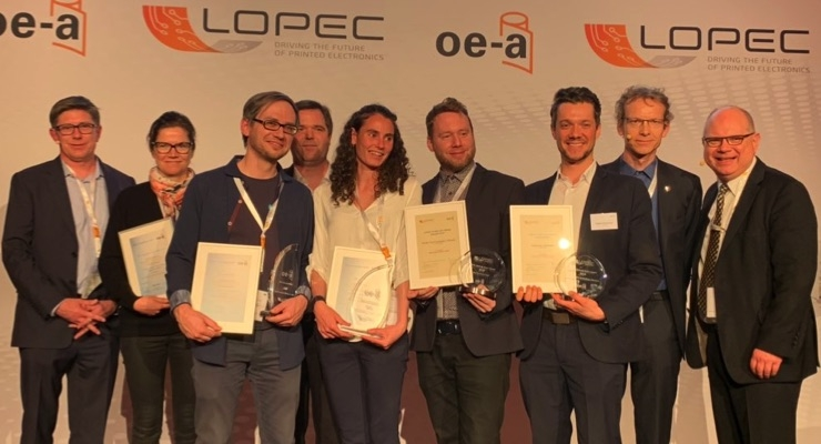 OE-A Announces Winners of 2019 OE-A Competition, LOPEC Start-up Forum