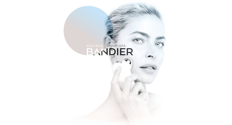 NuFACE Opens Pop Up Spa with Bandier