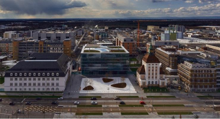 Merck KGaA, Darmstadt, Germany, Investing €1 Billion at Darmstadt Site Until 2025