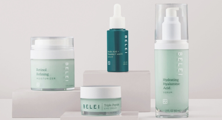 Amazon Launches Its First-Ever Beauty Brand, Belei