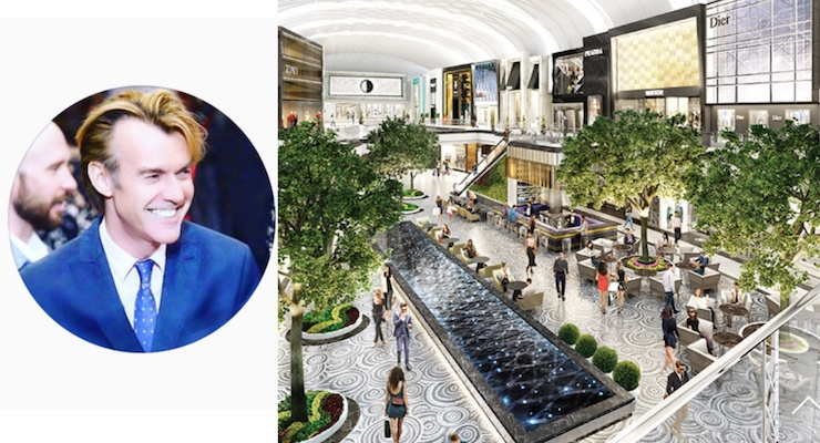 Ken Downing Leaves Neiman Marcus for American Dream