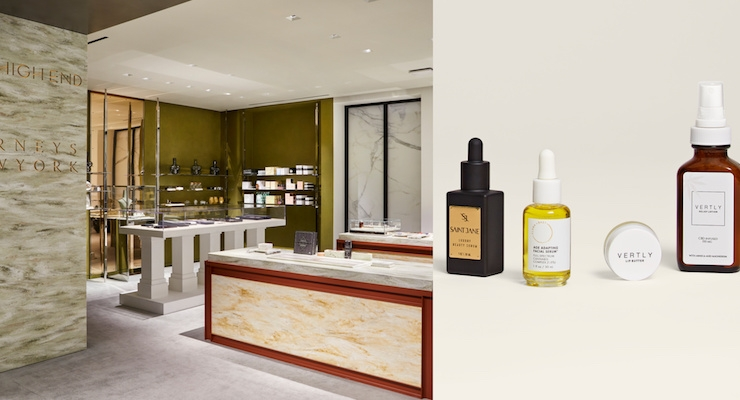 Barneys New York Opens a Cannabis Shop at Beverly Hills Flagship