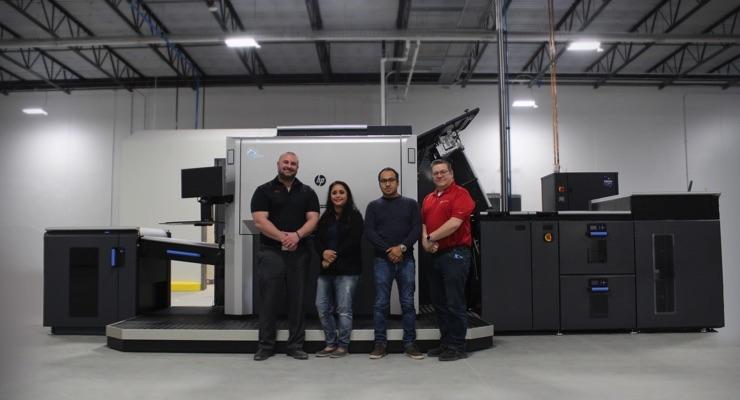 The Printer Inc. Adds Two HP Indigo Series 4 Presses