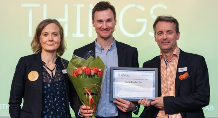 Midsummer Founder Receives Prize as Creator of Innovative Hardware Technology