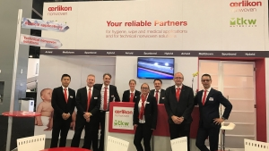 Oerlikon Makes Deal at IDEA