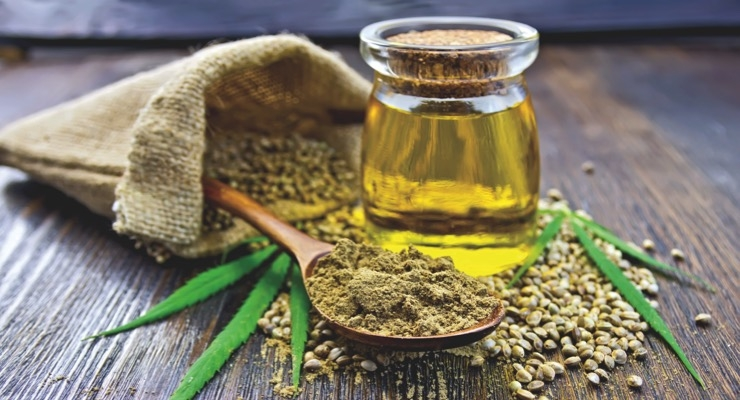 CBD Products—A European Perspective