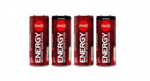 Coca-Cola Launches First Energy Drink in Europe