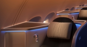 SCHOTT Presents New Lighting Solutions for Aircraft Interiors at AIX 2019