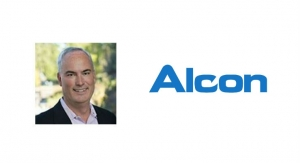 Alcon Welcomes New CFO