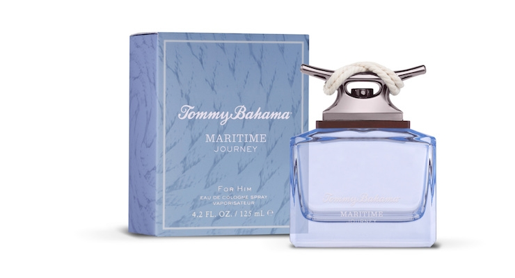 Tommy Bahama Launches New Fragrance
