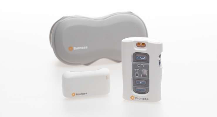 StimRouter is the only implantable neuromodulation device currently marketed for adults with chronic pain of peripheral nerve origin. All images courtesy of Bioness.