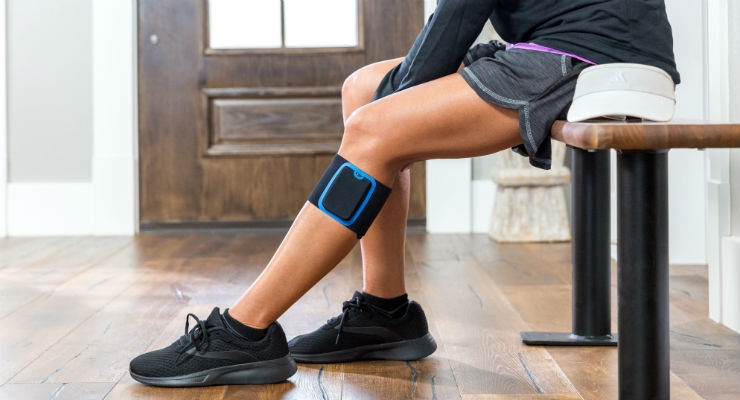 Wearable Over-the-Counter TENS Device Treats Pain in Bed and On the Go