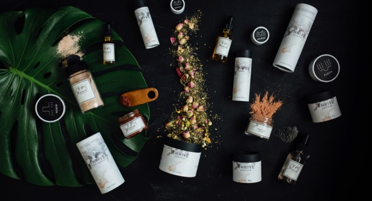 Happy, healthy products are new from The Good Hippie.