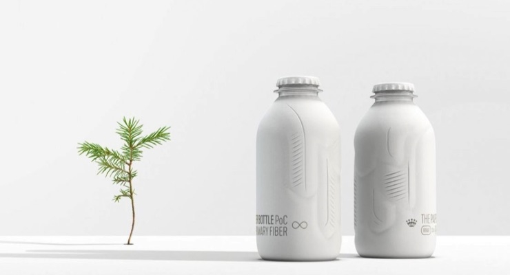 ALPLA, BillerudKorsnäs Pioneer Paper Bottles