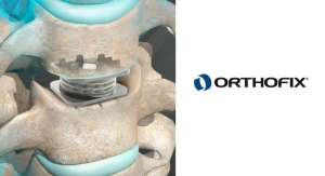 Orthofix Releases Two-Year Data from M6-C Artificial Cervical Disc IDE Study