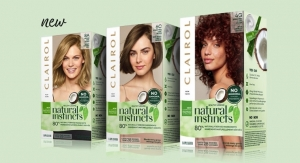 Natural Formulas Arrive at Clairol