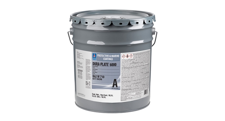 Sherwin-Williams Launches Dura-Plate 6000 Reinforced Epoxy Lining
