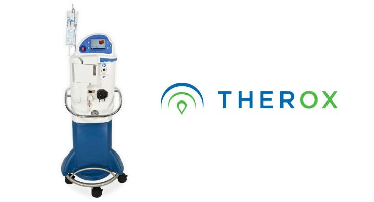 TherOx SuperSaturated Oxygen (SSO2) Therapy is delivered with the DownStream System.