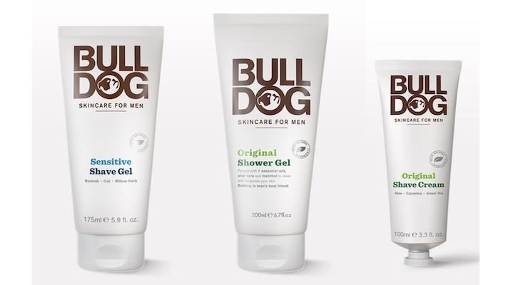 Bulldog Skincare Debuts New Tubes Made from Sugarcane