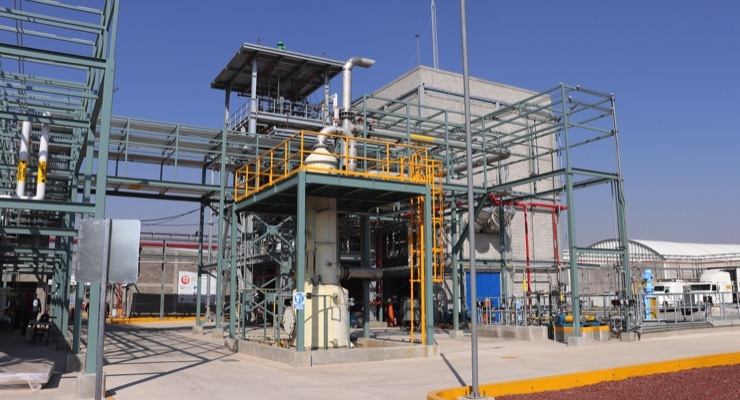 Nouryon Starts Production of New Dibenzoyl Peroxide in Mexico