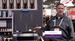 HP, Afinia Label Show In-store Personalization - The Ability to Customize Labels is an Advantage