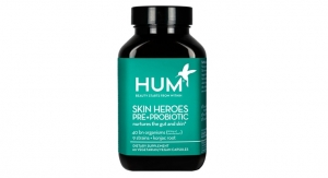 HUM Nutrition Introduces Pre- and Probiotic Supplement for Acne-Prone and Dry Skin