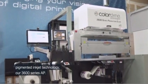 Colordyne Open House showcases 3600 Series AP technology