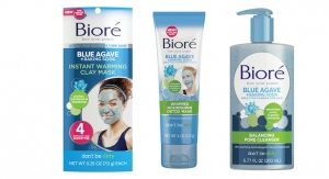 Bioré Launches Blue Agave Skincare Line