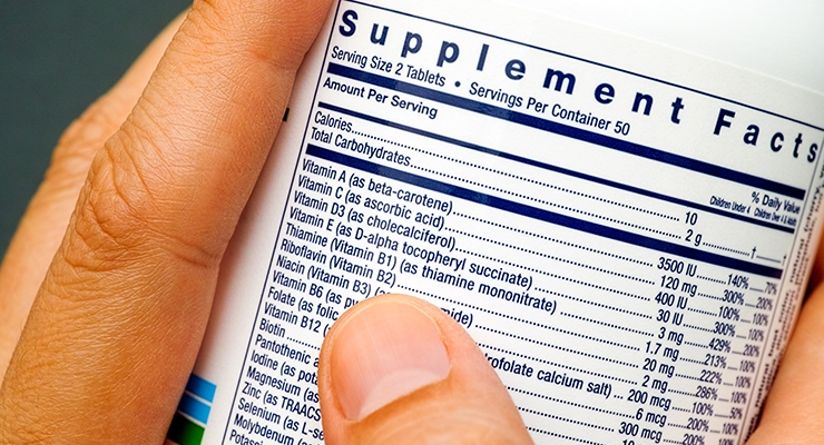CRN Launches Campaign to Educate Consumers on Dietary Supplement Label Changes