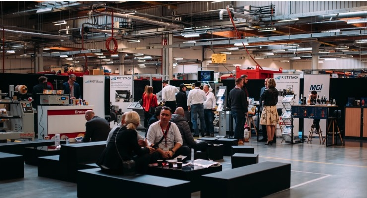Xeikon Café Europe 2019 Sees Record Number of Attendees