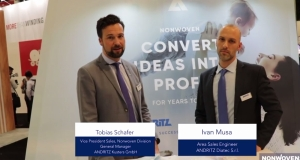 Video: Andritz and Diatec, Together at IDEA
