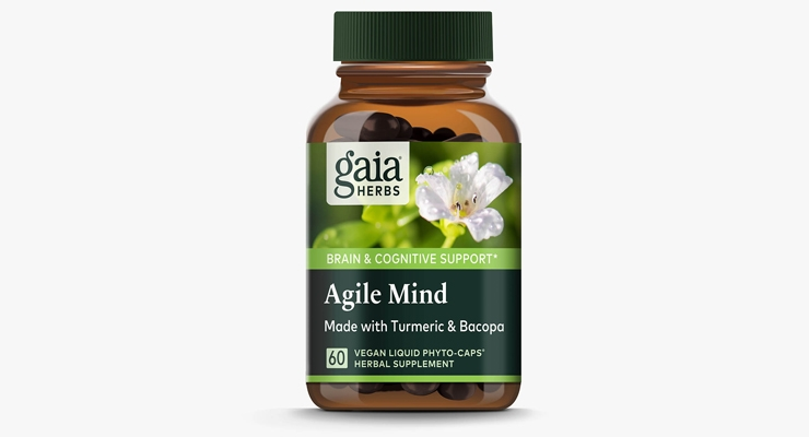 Gaia Herbs Introduces Hemp Extract, Nootropic Supplements, & Mushroom Powders
