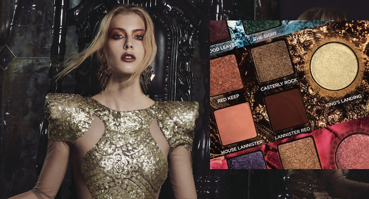 A Look at Urban Decay's Game of Thrones Collection & Its Pop-Up Palette