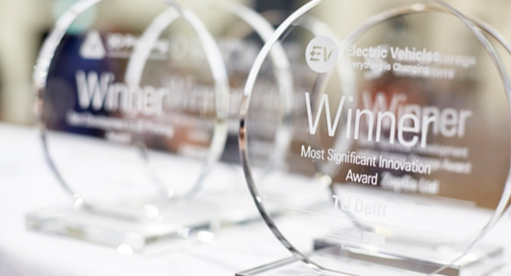 IDTechEx Printed Electronics Europe 2019 Award Winners Announced