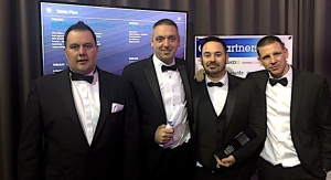 Saica Flex wins two awards with Mark Andy