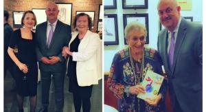 Perfumed Plume Celebrates Winners at Awards Celebration