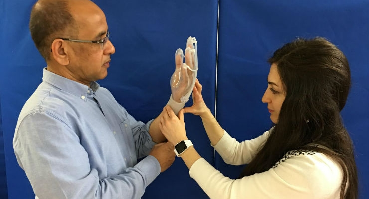Healing Glove Reaches Major Milestone, Earns National Recognition
