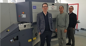 Label Center opts for Durst Tau 330 E
