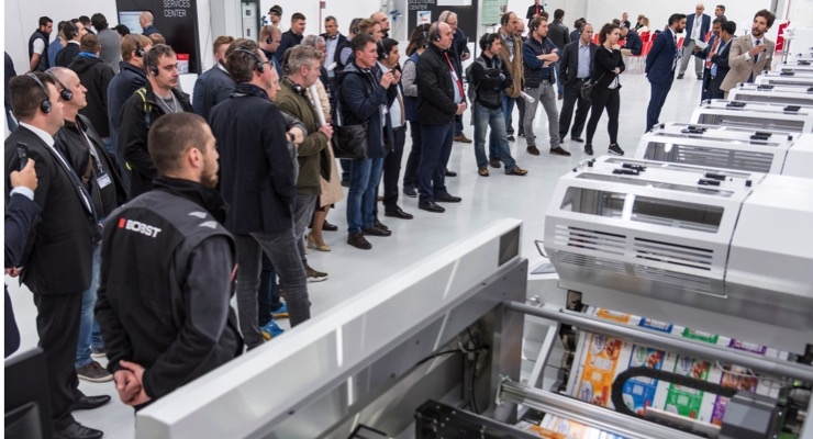 BOBST Holds Label & Packaging Innovation Event