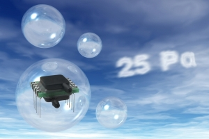 Highly Sensitive LBA Differential Pressure Sensors