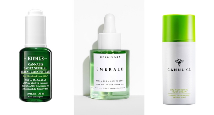 CBD Skincare Market on a High