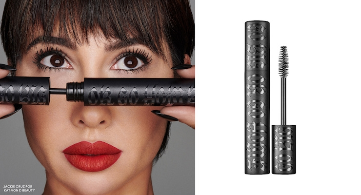 a41d596689e Kat Von D Beauty's New Mascara is a Ground-Breaking 100% Vegan Formula
