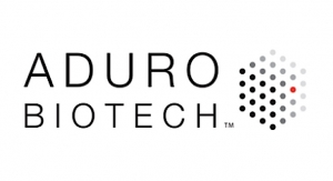 Aduro Biotech Appoints CMO