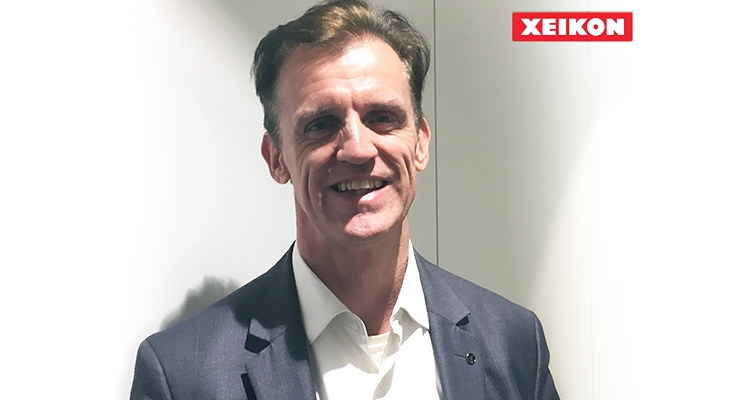 Klaus Nielsen Appointed Director, Xeikon Asia Pacific