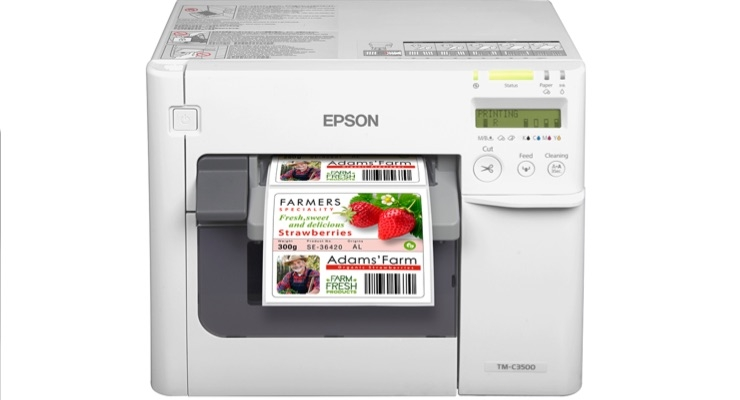 Epson Ensuring Inkjet Printing is a Viable Food Packaging Option